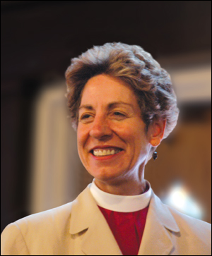 Katharine Jefferts Schori (2006 - 2015)