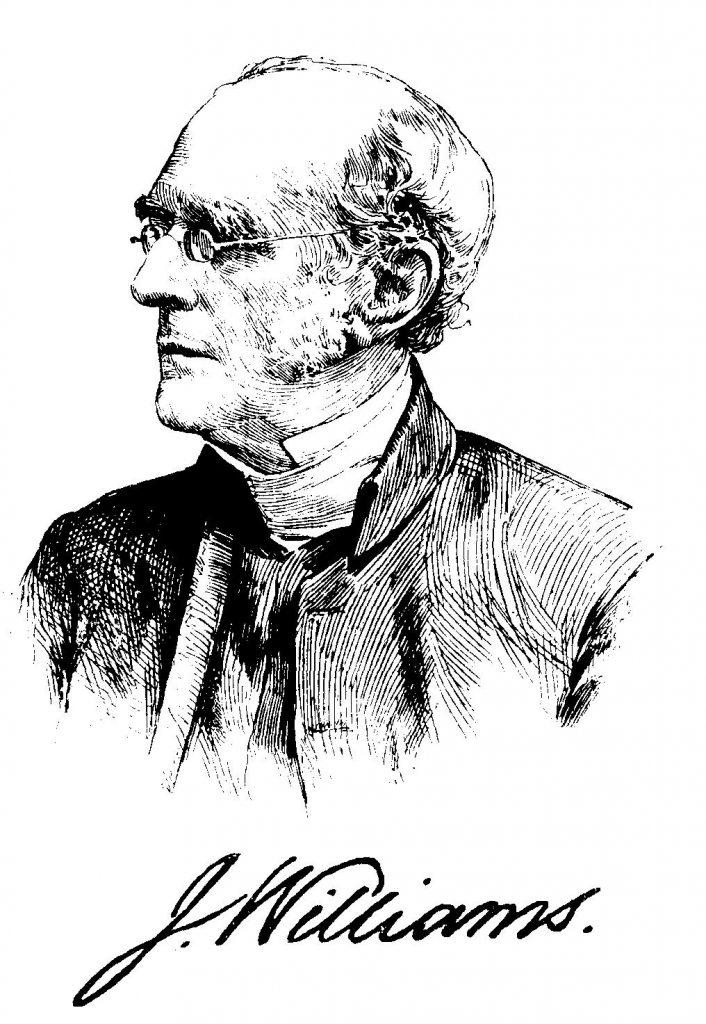 John Williams (1887-1899)