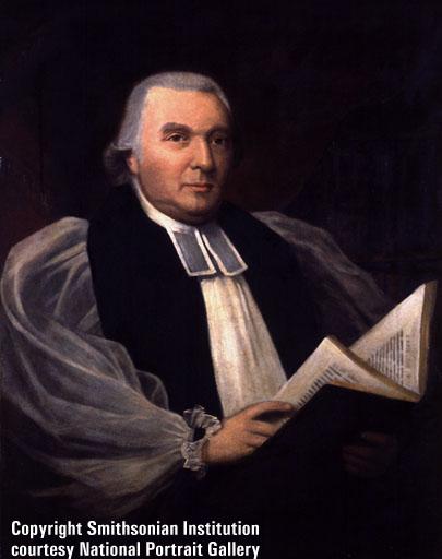 Samuel Seabury (1789-1792)