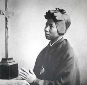 Bakhita (Josephine Margaret Bakhita), Monastic, 1947