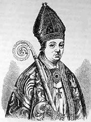 Anskar, Bishop and Missionary, 865